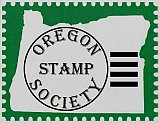Oregon Stamp Society exhibits including club showcase exhibits 